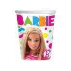 Barbie Sparkle Paper Cups 266ml - 6 PKG/8