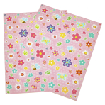 Flower Stickers - 6 PKG/4