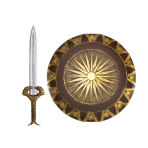 Wonder Woman Sword & Shield - Age 14+ Years - 1 PC