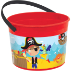 Little Pirate Favour Containers - 12 PKG