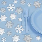 Snowflake Table Sprinkles - 4 PKG/20