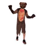 Teddy Terror Costume - Standard Size- 1 PC