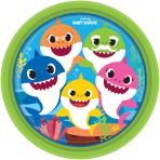 Baby Shark Paper Plates 23cm - 6 PKG/8