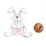 Easter Bowling Party Games - 6 PKG