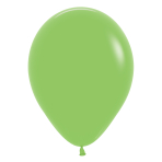 """Fashion Colour Solid Lime Green 031 Latex Balloons 12""""/30cm - 50 PC"""