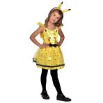 Pikachu Costume - Age 6-8 Years - 1 PC