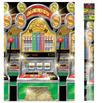 Slot machine Room Roll - 4 PKG