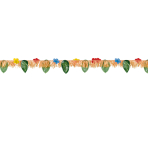 Hibiscus & Leaves Garlands 1.82m - 4 PC