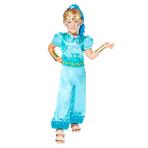 Shine Costume - Age 6-8 Years - 1 PC