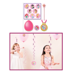 Disney Party Games Princess Balloon Wands - 6 PKG/8
