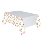 Floral Baby Tablecovers 1.37m x 2.43m - 6 PC