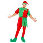 Basic Elf Men's Costume - Size XL - 1 PC