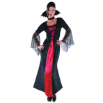Adults Countess Vampiretta Costume - Plus Size - 1 PC