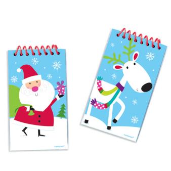Joyful Snowman Note Pads - 12 PKG/12
