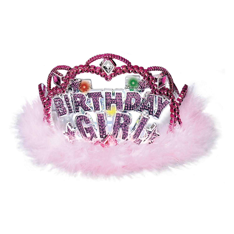 Amscan Tiara Birthday Gem