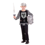 Boys Knight Costume & Accessories - Age 3-5 Years - 1 PC