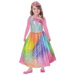 Barbie Rainbow Magic Dress - Age 8-10 Years - 1 PC