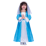 Mary Costume - Age 11-12 Years - 1 PC