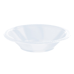 Clear Plastic Bowls 355ml - 10 PKG/20