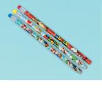 Super Mario Pencils - 6 PKG/12