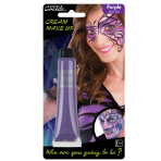 Purple Cream Make Up Tube 28ml - 6 PKG