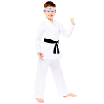 Miyagi Do Karate Costume - Age 10-12 Years - 1 PC
