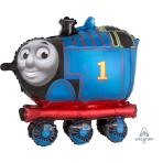 "Thomas & Friends AirWalkers Foil Balloon - 25""/63cm w x 23""/58cm h - P60 5 PC"