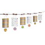 Fisher Price Lantern Garlands Decorations 3.6m - 6 PKG