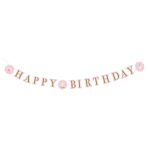 Princess for a Day Letter Banners 3m - 6 PC