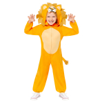Lion Onesie - Age 8-10 Years - 1 PC