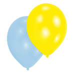 Pearl Assorted Colours Latex Balloons - 27.5cm 1 PKG/50
