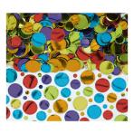 Multi Coloured Dots Confetti 70g - 12 PC
