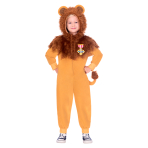 Wizard of Oz Lion Costume - Age 6-8 Years - 1 PC