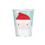 Festive Friends Paper Cups 250ml - 6 PKG/8