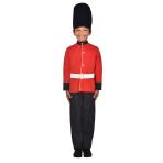 Royal Guard Boy Costume - Age 10-12 Years - 1 PC