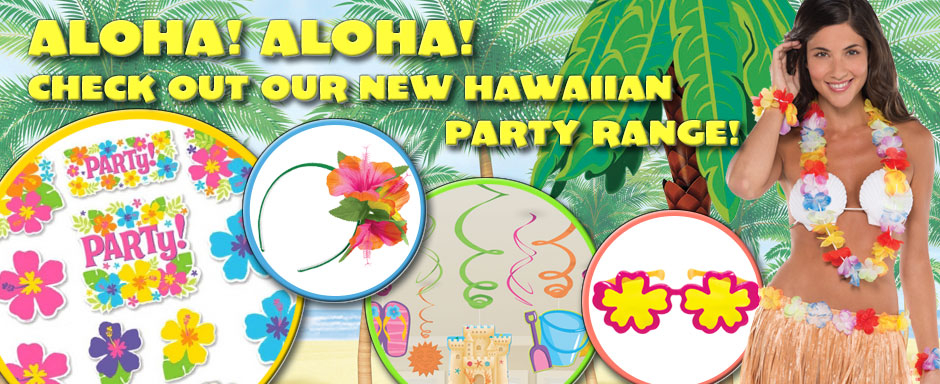 Summer Hawaiian Products