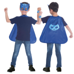PK Masks Catboy Cape Set - Age 4-8 Years - 1 PC