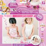 Disney Party Games Decorate Princess Tiara - 6 PKG/6