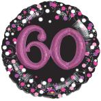 Pink Celebration 60 Foil Multi-Balloons P75 - 5 PC