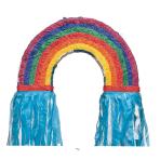 Rainbow Pinatas - 4 PC