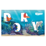 Finding Dory Party Party Games - 6 PKG/4