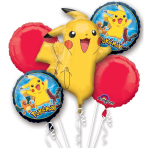 Pokémon Bouquet Foil Balloons P38 - 3 PC