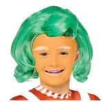 Oompa Loompa Wig - Size Child - 1 PC