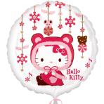Hello Kitty Winter Standard Foil Balloons S60 - 5 PC