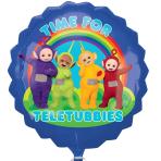 Teletubbies Group Holographic SuperShape XL Foil Balloons P38 - 5 PC