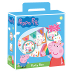 Peppa Pig Party in a Box - 10 PKG/41