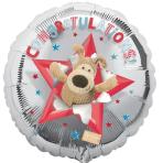 Boofle Congratulations Standard Foil Balloon - S60 5 PC