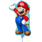 Super Mario Mini Shape Balloons A30 - 5PC