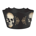 Boneyard Plastic Bowls 16cm x 28cm x 21cm - 9 PC