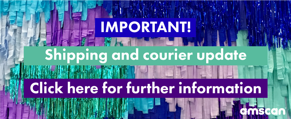 IMPORTANT Shipping and Courier update